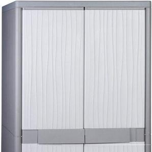Schrank »XL Jumbo«, mit 4 Böden und Riegel