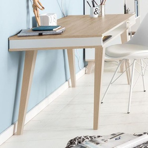 Schreibtisch Atina, Eiche natur