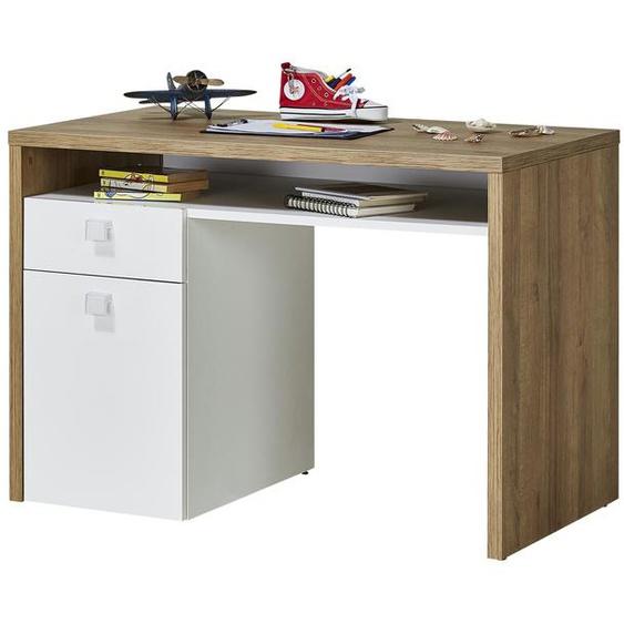 Schreibtisch  Bente ¦ holzfarben