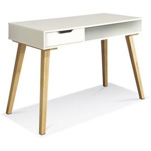 Schreibtisch ,Weiß