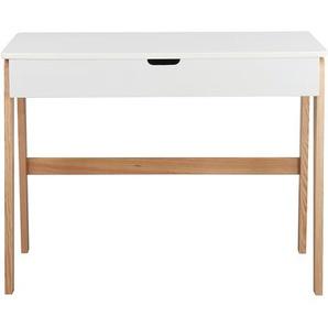 Schreibtisch / Frisiertisch für Kinder skandinavisch mit Spiegel CLASS