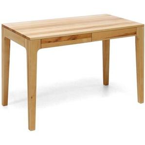 Schreibtisch, Kernbuche, Holz