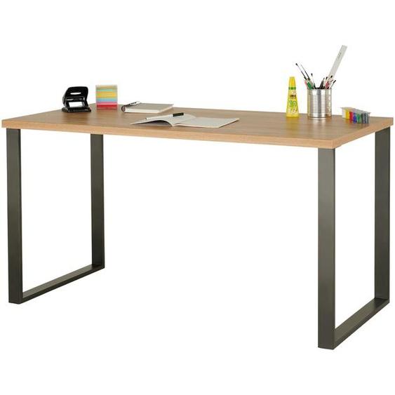 Schreibtisch  Louis ¦ holzfarben