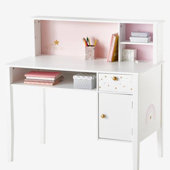 """Schreibtisch """"Make a wish"""" weiß"""