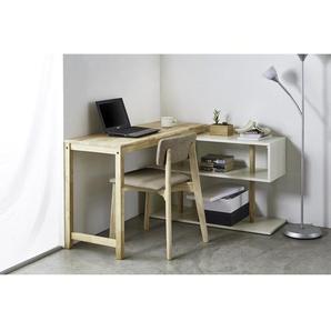 Schreibtisch Preston mit Bürostuhl
