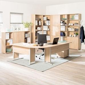 Schreibtischkombination Office Line