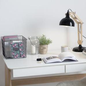 Tischleuchte schwarz 53 cm SALADO