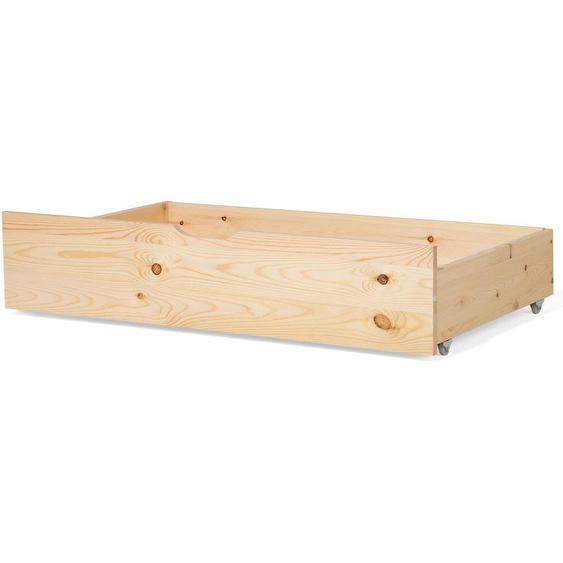 Schublade Naturholz 2 Stück RUMILLY
