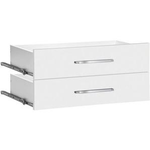 SCHUBLADE 76/35/37 cm Weiß