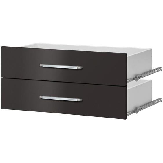 Schubladenset - grau | Möbel Kraft