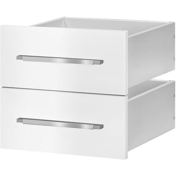 Schubladenset - weiß | Möbel Kraft