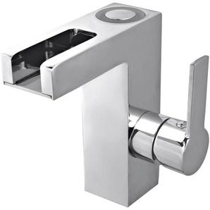 Waschtischarmatur »LED-Schwallarmatur«, Wasserhahn