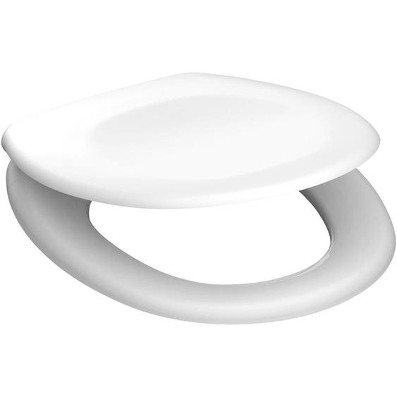Schütte WC-Sitz Duroplast Einheitsgröße weiß WC-Sitze WC Bad Sanitär