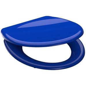 WC-Sitz, mit Absenkautomatik