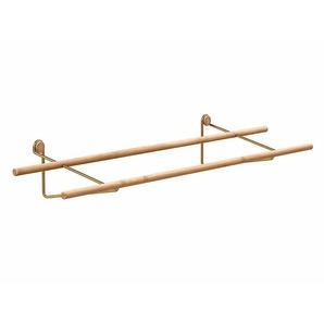 Schuhregal Shoe Rack We Do Wood Grün, Designer Sebastian Jorgensen, 15x100x25 cm