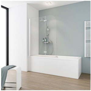 SCHULTE Badewannenaufsatz »Einfach ohne Bohren«, 112 x 140 cm