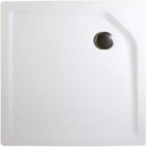 SCHULTE Set: Duschwanne »extra-flach«, quadratisch, 100 x 100 cm