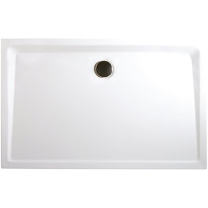 SCHULTE Set: Duschwanne »extra-flach«, rechteckig, 75 x 90 cm