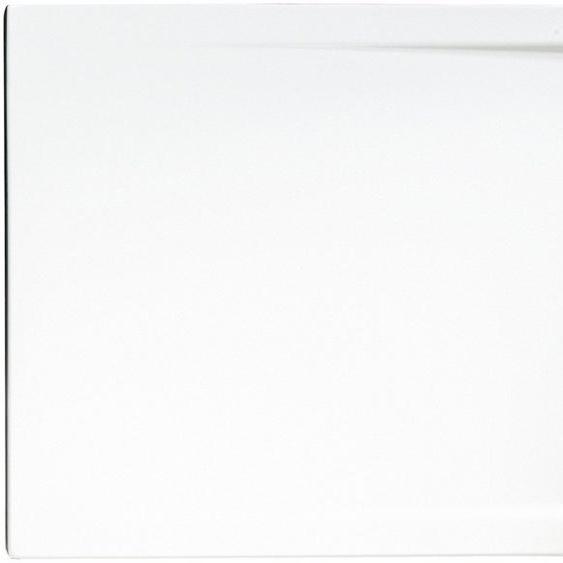Schulte Duschwanne »extra-flach«, rechteckig, Acryl, Set, rechteckig mit Rinne, BxH: 120 x 80 cm