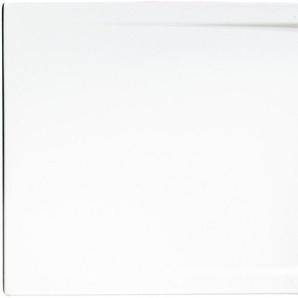 SCHULTE Set: Duschwanne »extra-flach«, rechteckig mit Rinne 90 x 100 cm