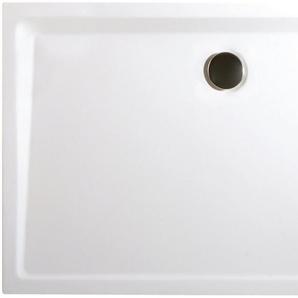 SCHULTE Set: Duschwanne »extra-flach«, rechteckig, 80 x 100 cm
