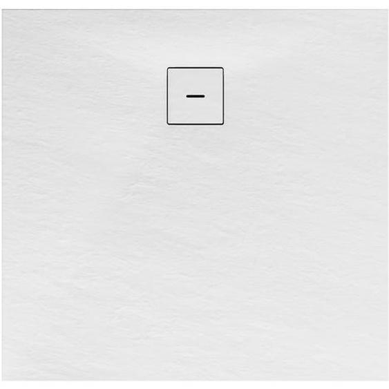 Schulte Duschwanne Mineralguss weiß 120 x 120 cm