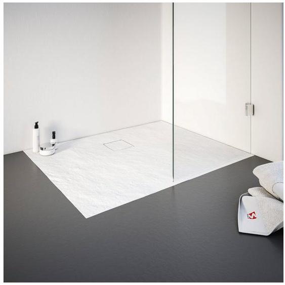 Schulte Duschwanne, rechteckig, Mineralguss, rechteckig, BxT: 800 x 1200 mm
