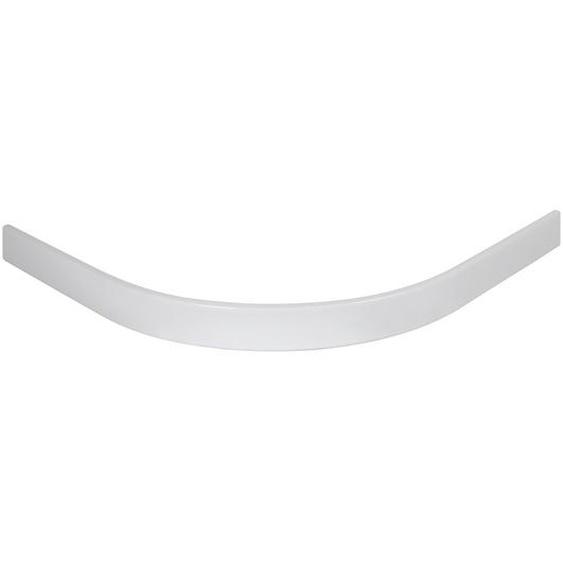 Schulte Duschwannen-Verkleidung, extra-flach, rund, 90 x 90 x 11 cm