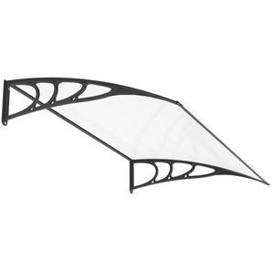 Schulte Pultbogenvordach Emma Polyamid 120 x 80 cm