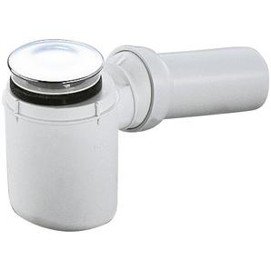 SCHULTE Wannen-Ablaufgarnitur für flache Duschwannen, waagerecht