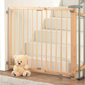 Schwenk-Treppenschutzgitter Plus