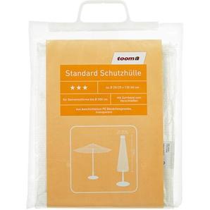 Standard Schutzhülle für Sonnenschirme PE-Bändchengewebe 25 x 135 cm