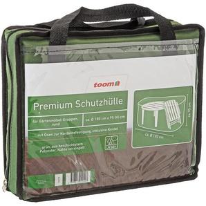 Schutzhülle Premium Ø 180 x 75 cm