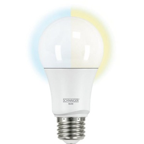Schwaiger LED Lampe E27 dimmbar -smarte LED- Glühbirne Akzentlicht »Lichtsystem / Leuchtmittel«