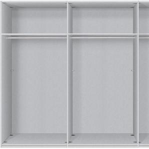 Schwebetürenschrank, 300 x 216 BxH cm, grau, Express Solutions