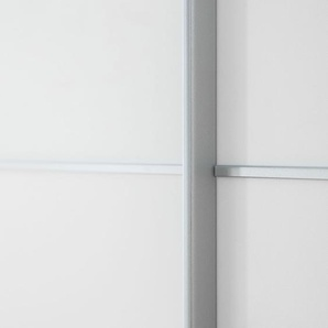Schwebetuerenschrank Bianco