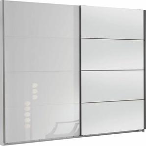 WIMEX Schwebetürenschrank, 270 x 210 x 65 BxHxT cm, weiß »Easy«