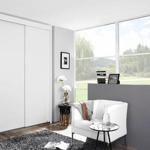 Rauch Schwebetürenschrank »Imperial«, 151 x 197 x 65 BxHxT cm, weiß