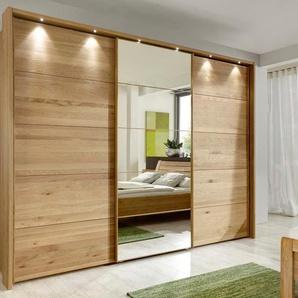 Schwebetürenschrank mit Spiegeltür, Breite 300cm, »Kufstein«, WIEMANN