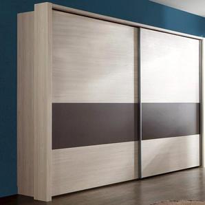 Schwebetürenschrank »Lissabon«, weiß, Breite 200 cm, WIEMANN