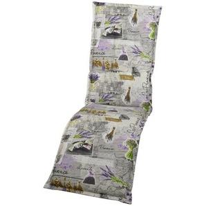 Auflage  Provence ¦ beige ¦ Maße (cm): B: 50 H: 8 Garten  Auflagen & Kissen  Sonstige Sitzkissen » Höffner