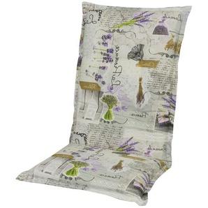 Auflage  Provence ¦ beige ¦ Maße (cm): B: 50 H: 9 Garten  Auflagen & Kissen  Hochlehner-Auflagen » Höffner