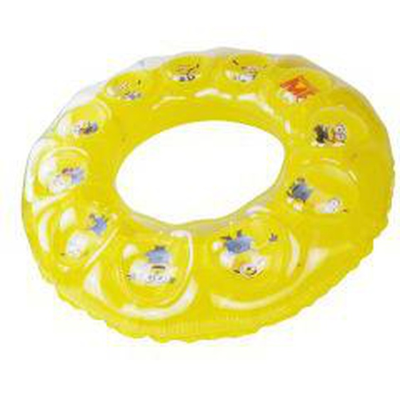 Schwimmring mit Blasen