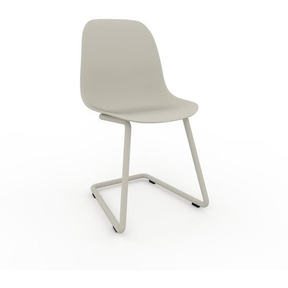 Schwingstuhl in Nebelgrün 49 x 82 x 44 cm einzigartiges Design, konfigurierbar