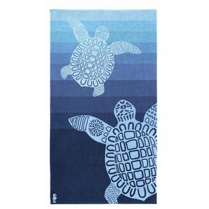 Strandtuch »Turtle«, Seahorse, mit Schildkröten Motiv