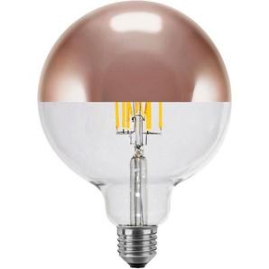 SEGULA »AMBIENTE LINE« LED-Filament, E27, 1 Stück, LED Globe Spiegelkopf Filament