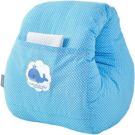 SEI Design Stillkissen »Blau Wal«, 1-tlg.