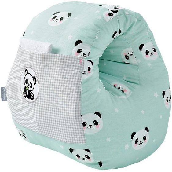 SEI Design Stillkissen »Panda-Mint«, 1-tlg.