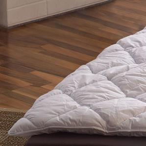 Seiden-Kombi-Bettdecke Schönau, 155x220 cm - BETTEN.de