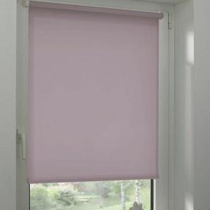Seitenzugrollo »EASYFIX Rollo Uni«, GARDINIA, Lichtschutz, ohne Bohren, freihängend, in sanften Pastelltönen